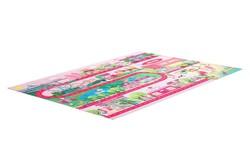 Torino Kindervloerkleed 120x170 Roze