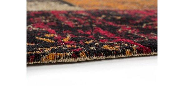 Kayoom Cocoon Vloerkleed 160x230 Rood 990