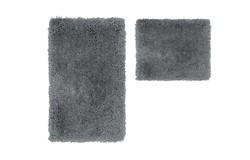 Cosmopolitan Badmat Zilver Set van 2 Basic