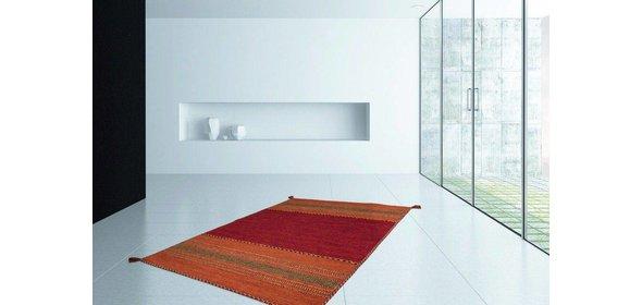 Kayoom Alhambra Vloerkleed 160x230 Rood