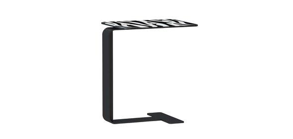 Jahnke Moebel Cuuba MR Tablet Laptoptafel Zebra