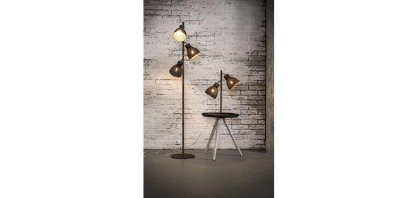 Davidi Design Darkas Tafellamp Bruin