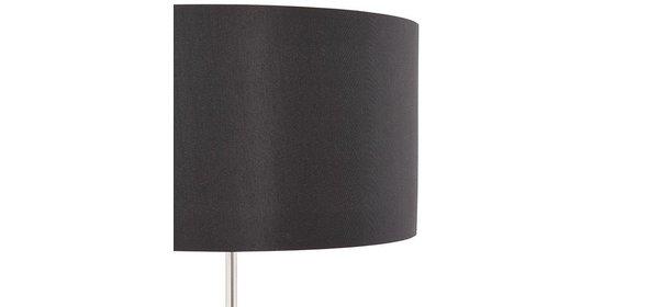 Bondy Living Loek Tafellamp Zwart