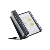 Bureaustandaard Vario A4 tafelmodule zwart