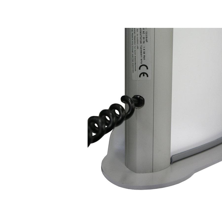 Lichtzuil Binnen TL verlicht 700x2000mm ARCADE