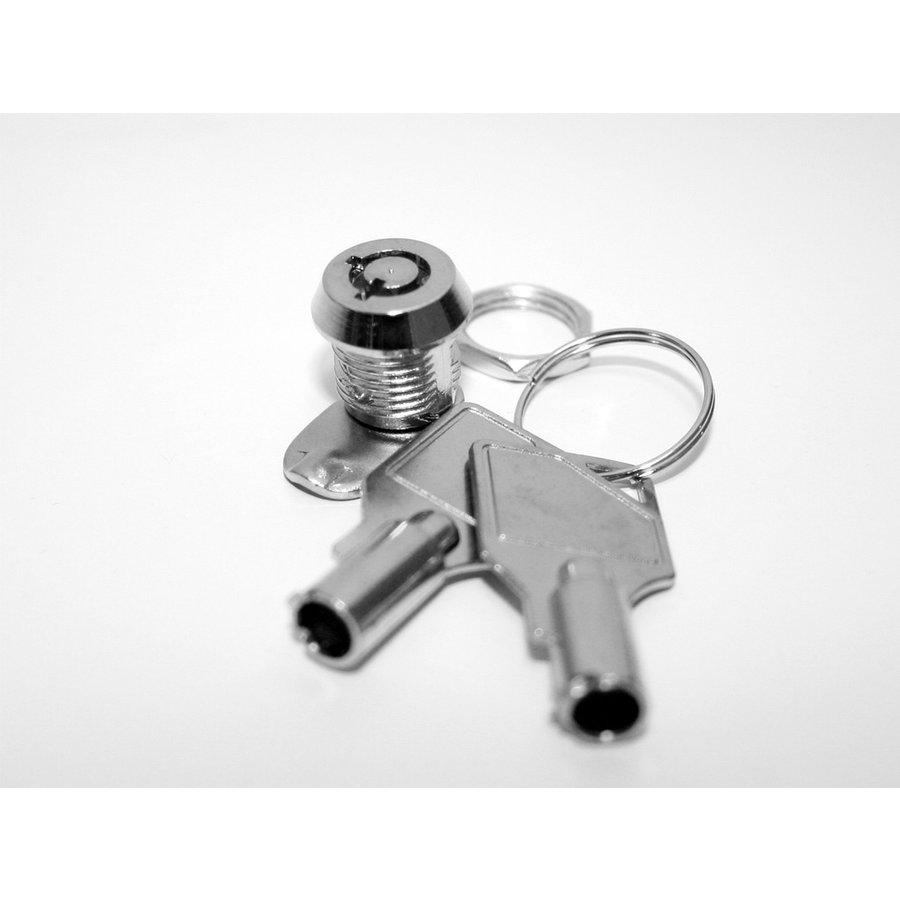 Slotje met sleutels universeel