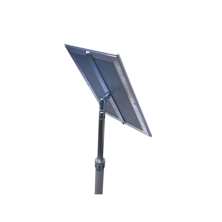 Informatiestandaard A4 aluminium flexibel