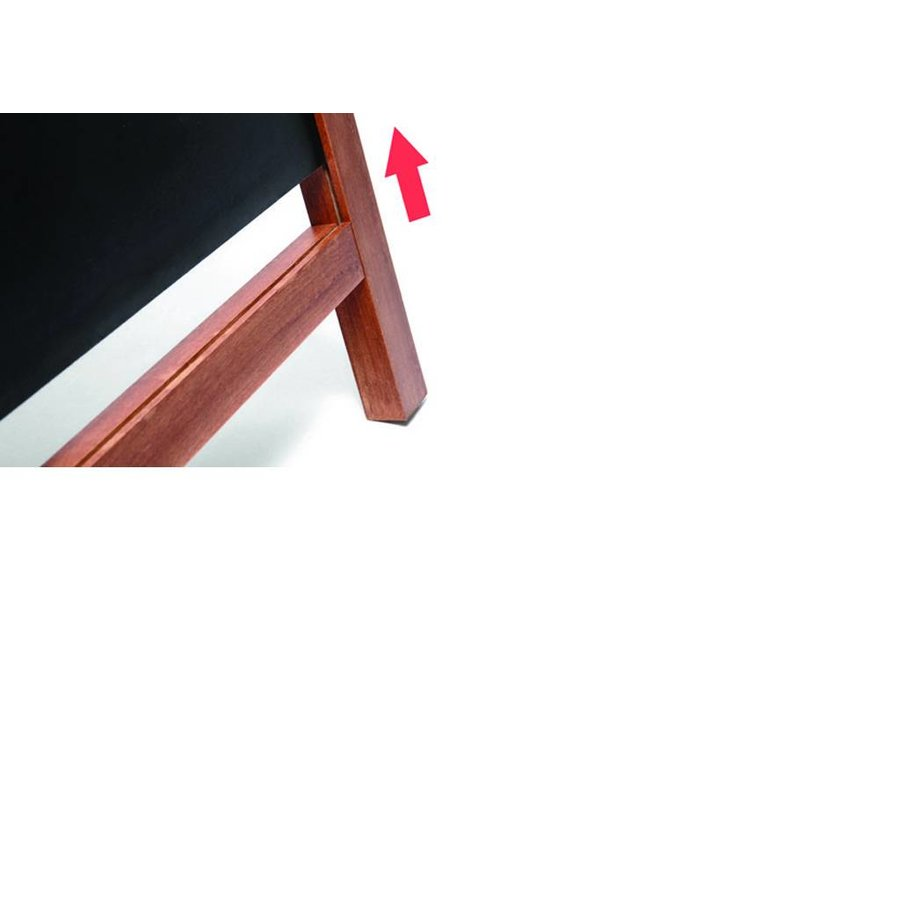 Krijtstoepbord Switch A-bord