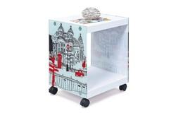 Cube Bijzettafel Londoncube