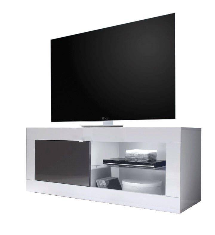 - Benvenuto Design Modena TV meubel Small HG Antraciet