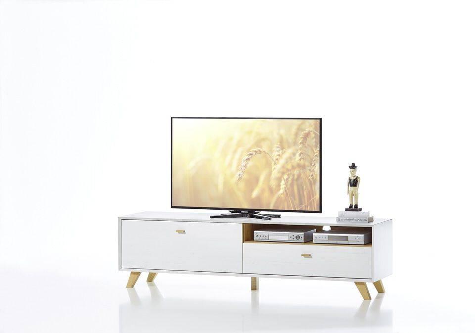 - Germania Calvi TV meubel Medium Hoge Poten