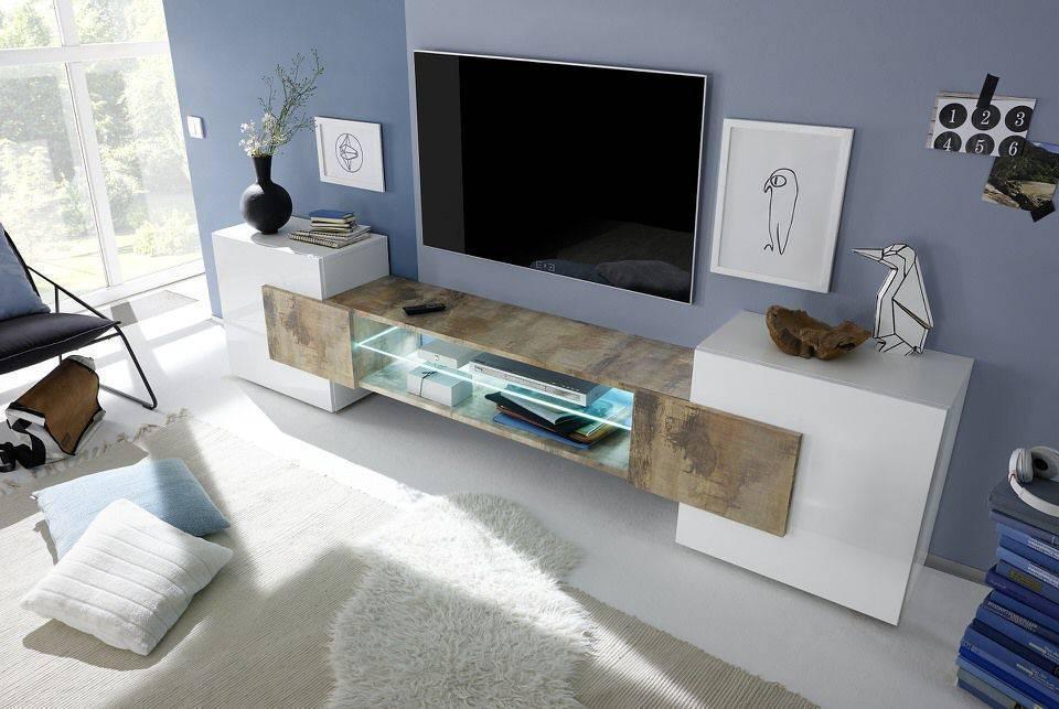 - Benvenuto Design Sandrino TV meubel Eiken