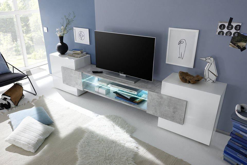 - Benvenuto Design Sandrino TV meubel Beton