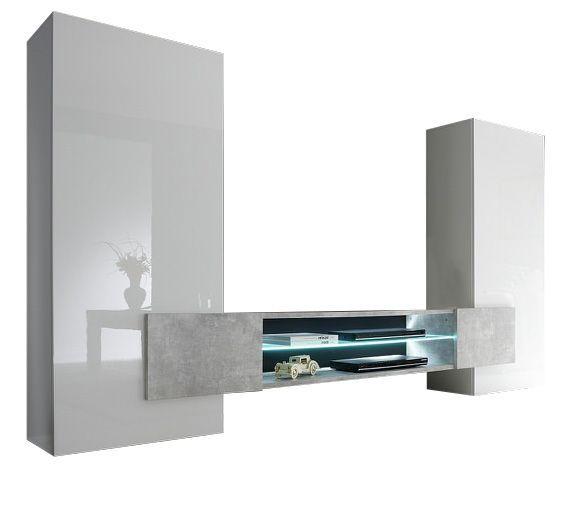 - Benvenuto Design Incastro TV meubel Beton