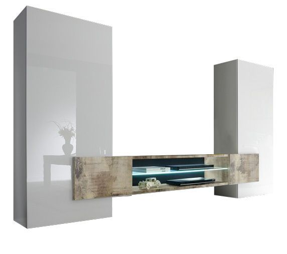 - Benvenuto Design Incastro TV meubel Eiken