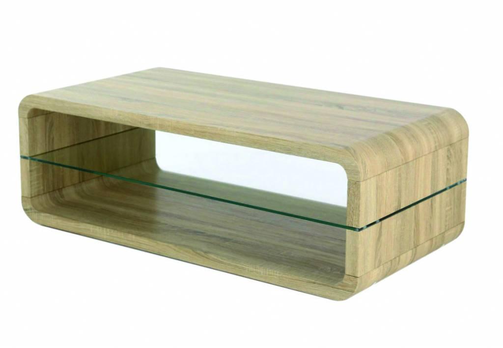- Monaica Derby TV meubel Small Sonoma Eiken