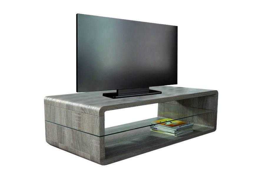 - Monaica Derby TV meubel Large Donker Eiken
