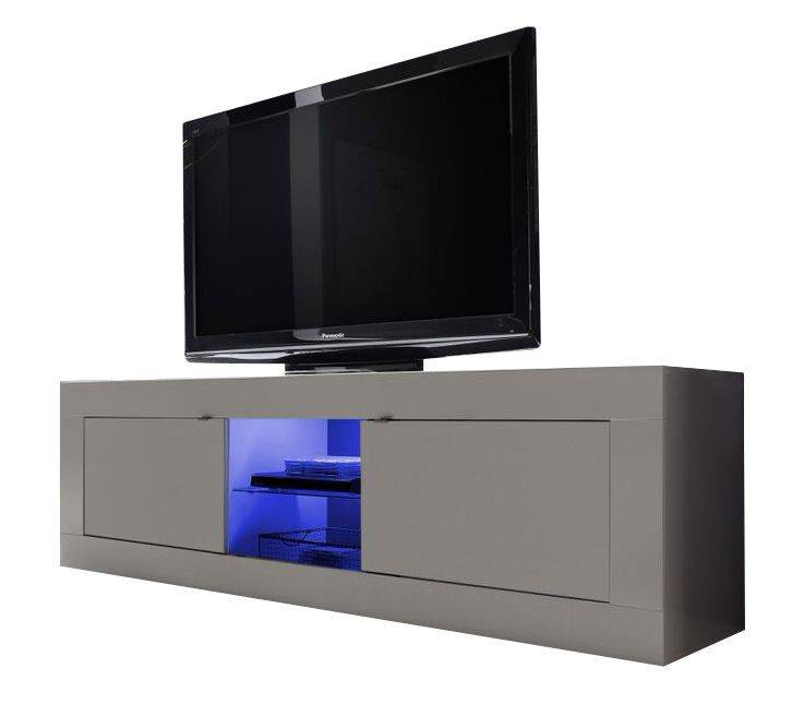 - Benvenuto Design Modena TV meubel Big Matt Beige+LED