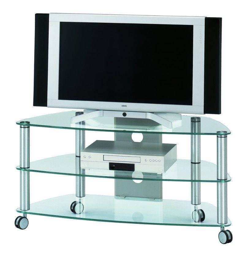 - Jahnke Moebel Cuuba SR 1060 TV meubel Transparant
