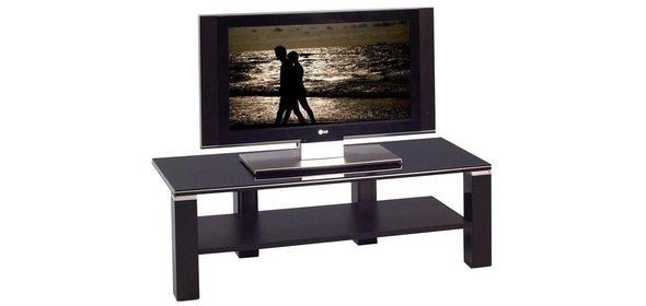 M2 Kollektion Nele TV meubel HG Zwart