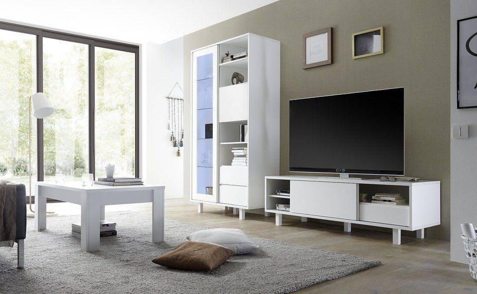 - Benvenuto Design Aladin TV - meubel met Kunststoffen poten