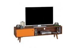 Repa TV Meubel Bruin/Oranje
