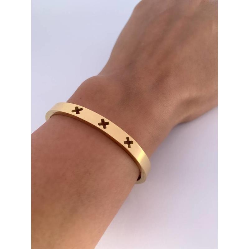 Amsterdam bracelet- GOLD - limited edition