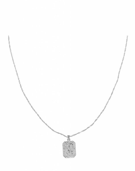 HOLY SPIRIT SILVER NECKLACE
