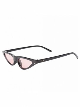 PINK CAT EYE GLASSES