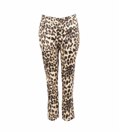 QUEEN OF LEOPARD TROUSERS