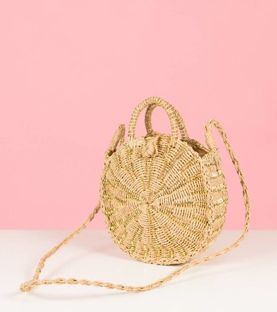 TOUCH OF GOLD BALI BAG