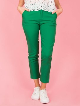 GREEN CLASSY TROUSERS