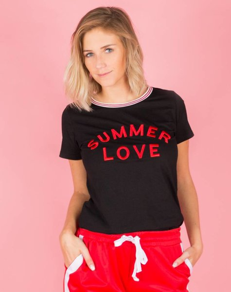 SUMMER LOVE SPORTY TSHIRT