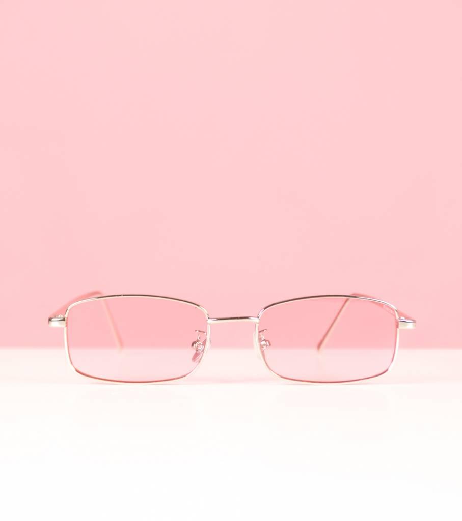 ANNIE PINK GLASSES