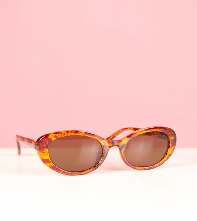 IN BLOOM TORTOISE GLASSES