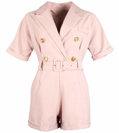 INDIANA JONES PLAYSUIT PINK