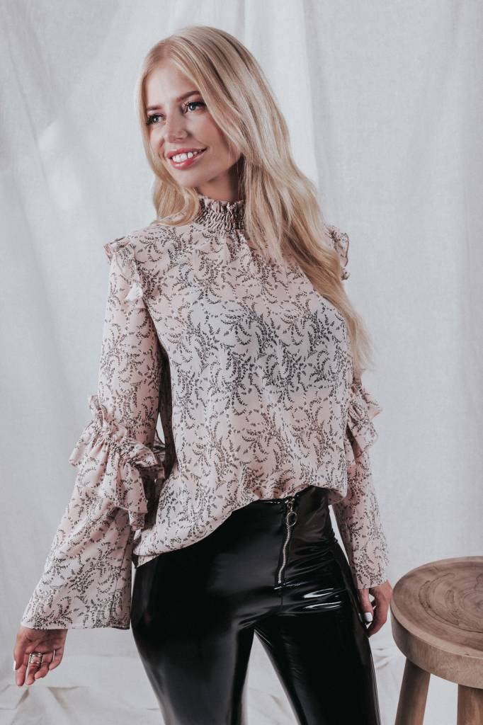 MILA BLOUSE BY ANNABEL PESANT