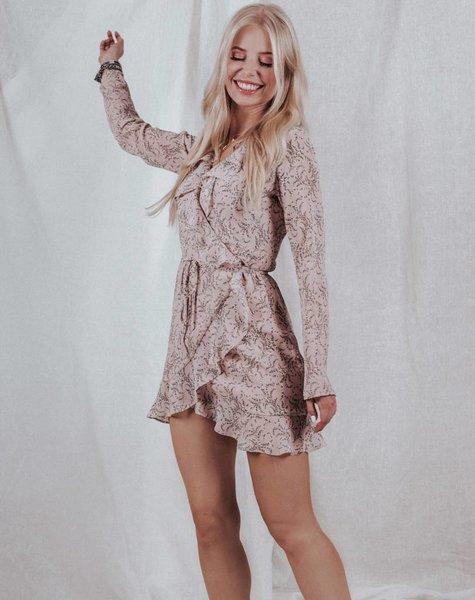 MILA DRESS BY ANNABEL PESANT