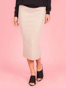 Kimmy K Maxi Skirt blush