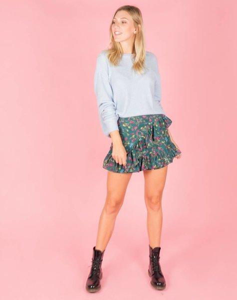 Berry Wrap Shorts