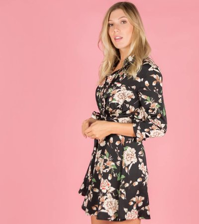 Flower Fun Dress