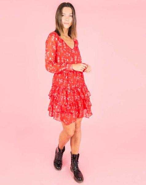 Ole Dress Red