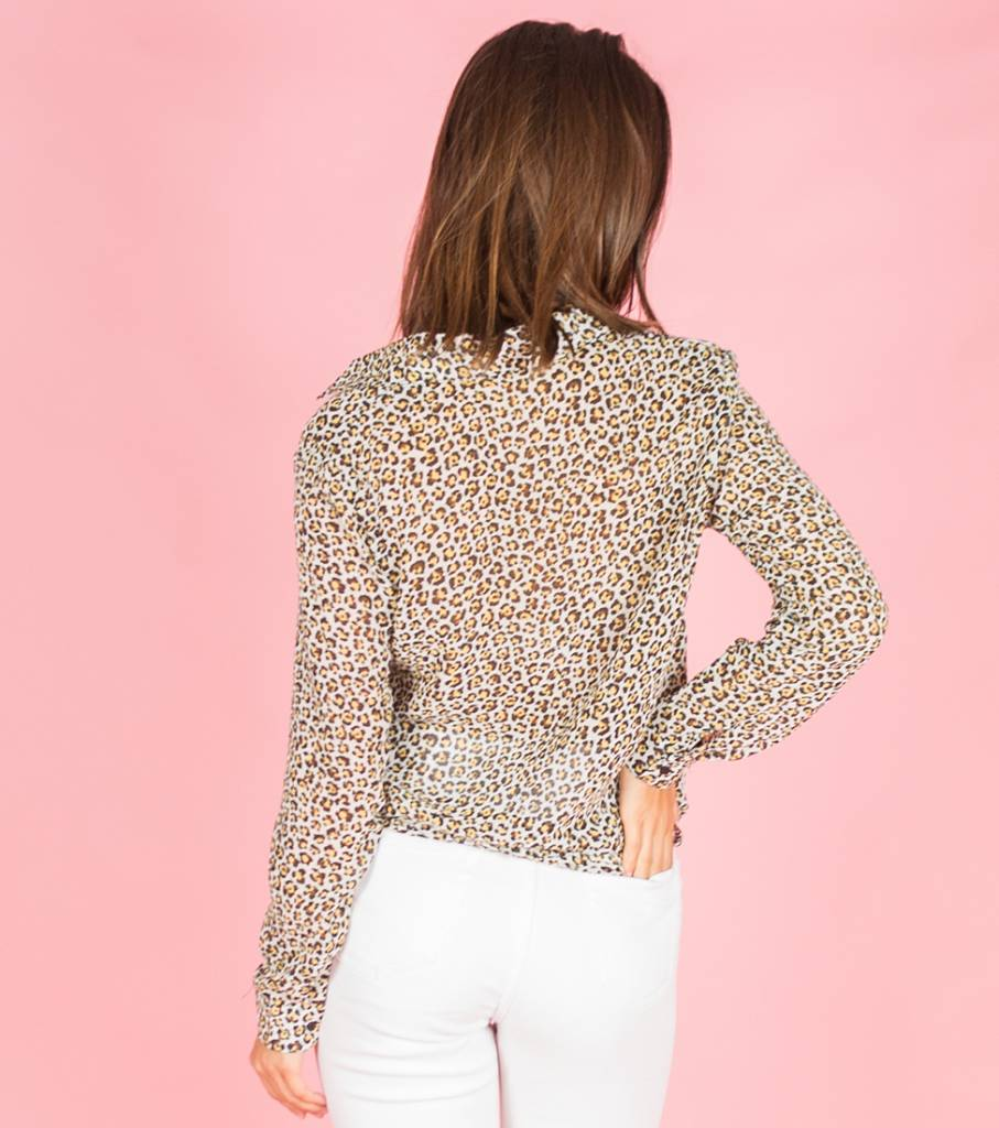 Dont Cheetah on me Blouse