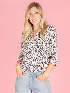 Pretty Panther Blouse