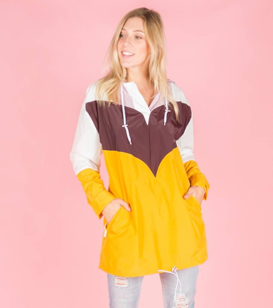 Just a rain jacket