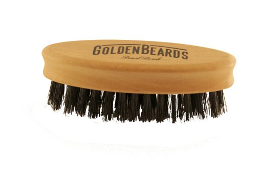 Golden Beards Reise-Bartbürste