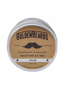 Golden Beards Moustache Wax