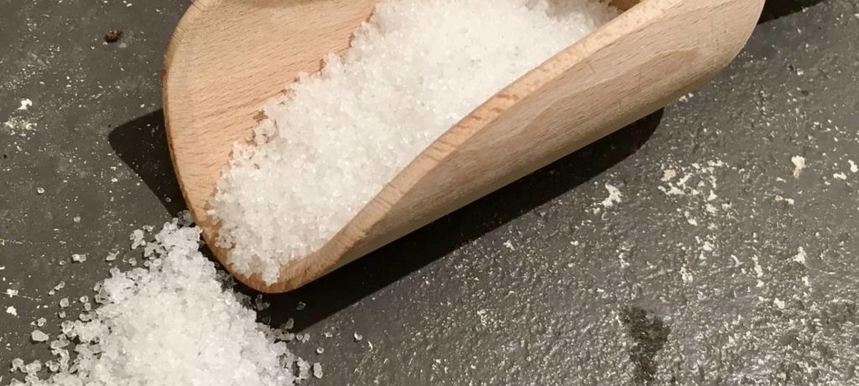 Zeezout vs suiker scrub