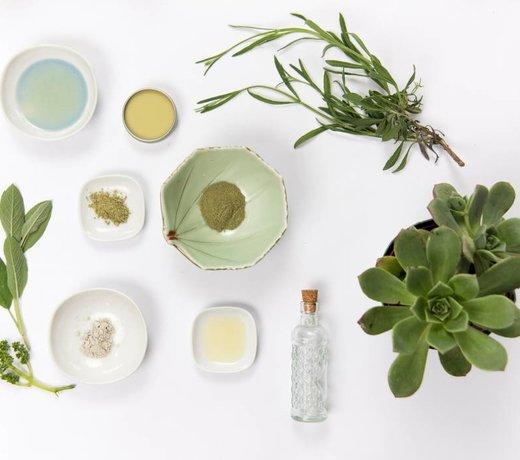 Natural Plant Based Oils