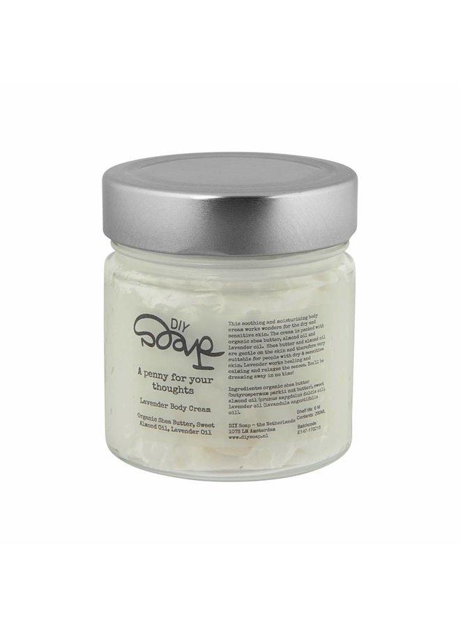 Delicious Lavender Body Cream
